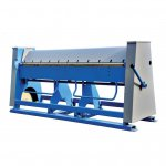 Mazanek - manual bending machine for ZGR 3000/2 sheets