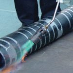 Bauder - Therm SL 500 waterproof welding roofing felt