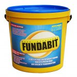 Jarocin insulation - Fundabit foundation mass