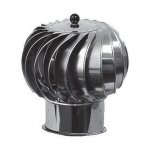 Darco - chimney cowls - turbovent with flange PN-EN12220