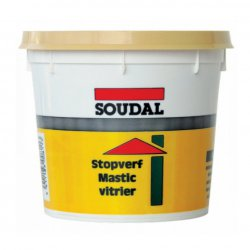 Soudal - glazing putty